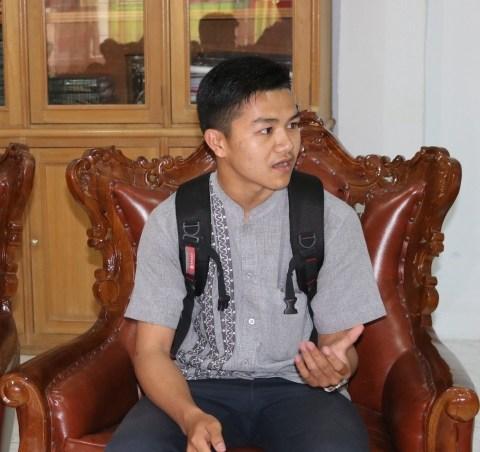 4 Mahasiswa IAIN Padangsidimpuan mengikuti Arabic Debating Championship Di UII Jogyakarta