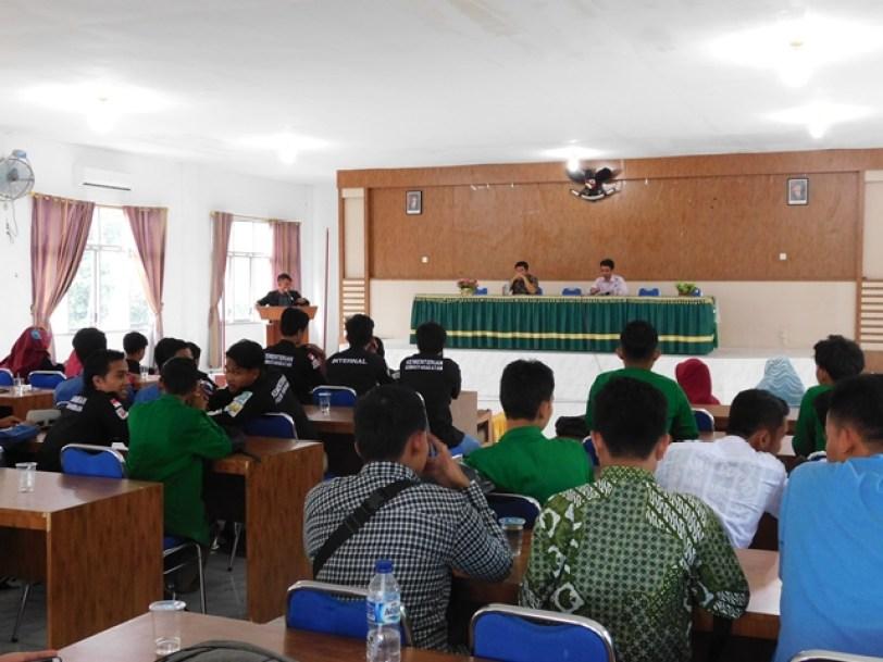 Dok. Humas (13/03/2018) Acara pembukaan silaturrahim mahasiswa UIN Suska Riau di IAIN Padangsidimpuan