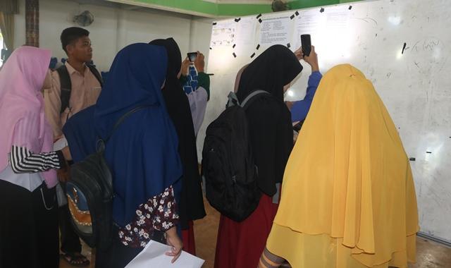 Auditorium IAIN Padangsidimpuan Dipenuhi Calon Mahasiswa Baru