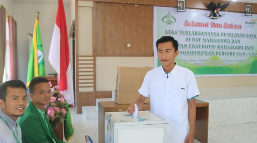 Mengacu SK Dirjen Pendis, IAIN Padangsidimpuan Rapikan Tata Organisasi Kemahasiswaan