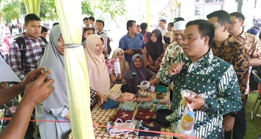 Bank Indonesia Hadir di Talkshow FEBI IAIN Padangsidimpuan