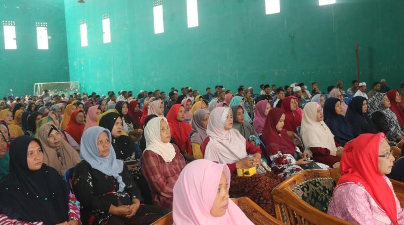 Orangtua Mahasantri Antusias Hadiri Temu Wali Ma'had Jamiah IAIN Padangsidimpuan