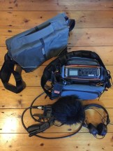 Camera bag & Petrol bag