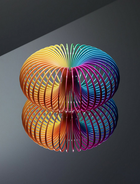 Rainbow Slinky