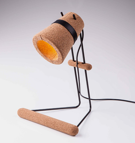 Kurk desk lamp