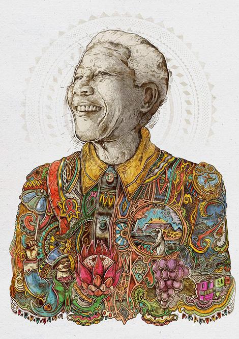 Nelson Mandela R.I.P.