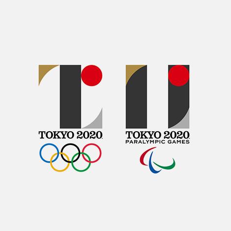 Tokyo 2020 Olympic emblems
