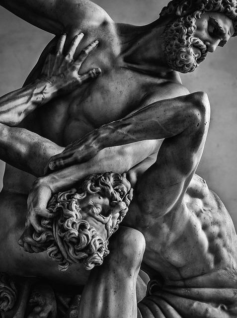 Hercules and the Centaur Nessus