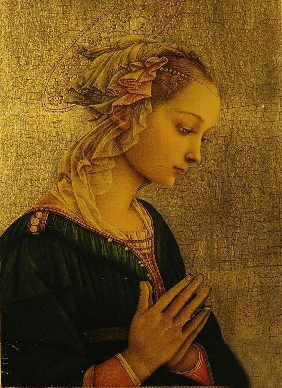 Madonna x Fra Filippo Lippi