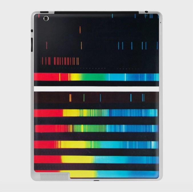 Spectrum of elements iPad Case x Sukko77