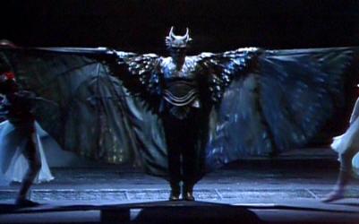 Satan in Faust opera