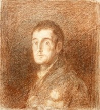 Goya Wellington sketch