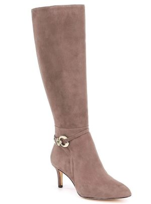 Antonio Melani Ferna Suede Dress Boots