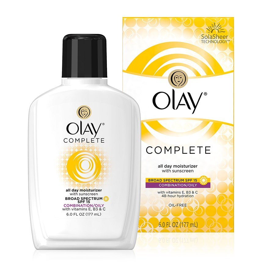 Olay Complete Lotion All Day Moisturizer with SPF 15