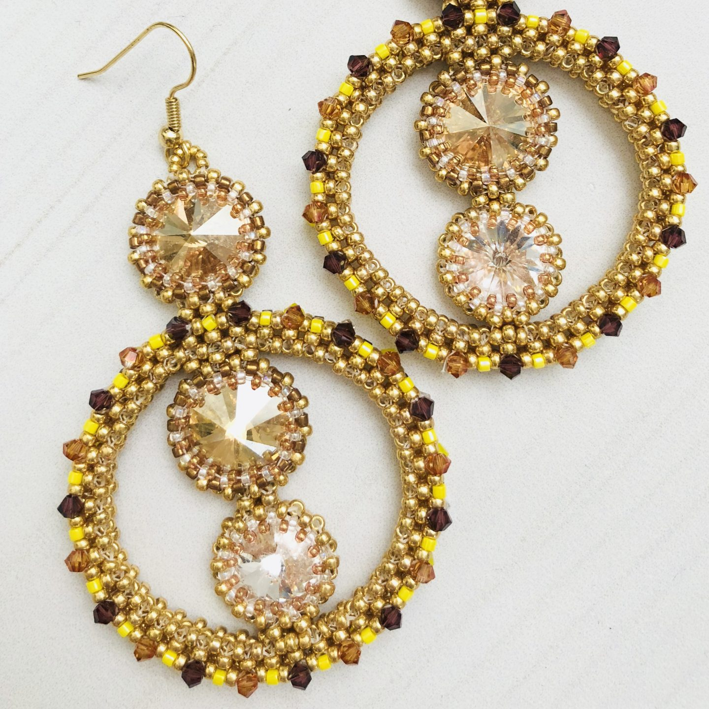 Earrings from Alicia Dewar Designs