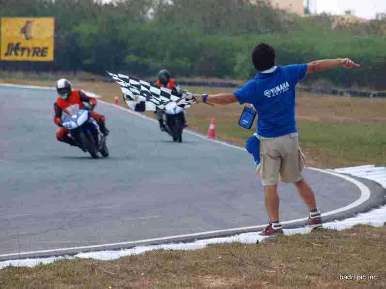 Yamaha riding clinic 2