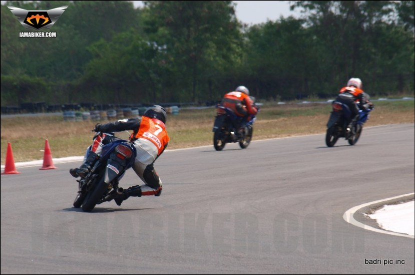 Yamaha riding clinic 4