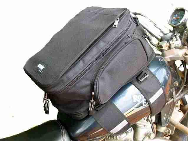cramster tankbag turtle