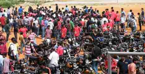 Jawa - Yezdi day Bangalore05