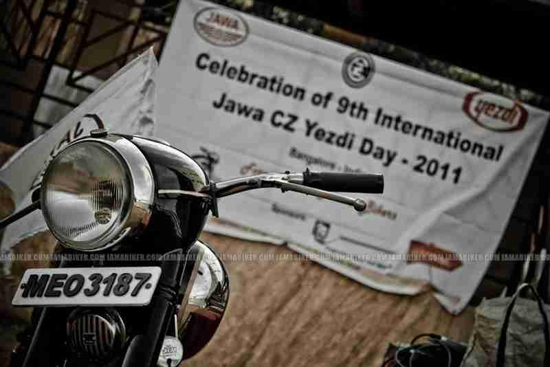 Jawa - Yezdi day Bangalore08