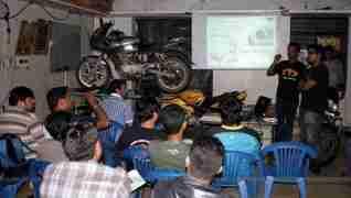 Motorcycle Tech talk 1