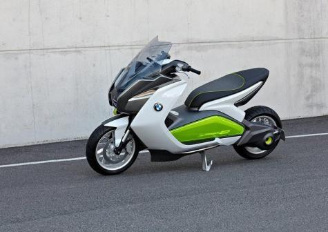 BMW concept e scooter 04