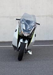 BMW concept e scooter 10
