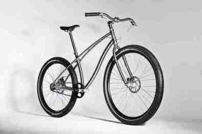 Budnitz Titanium bikes 06