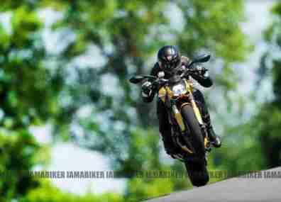 Ducati 848 Streetfighter EVO 14