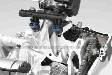 Honda Integra 700 superscooter 04