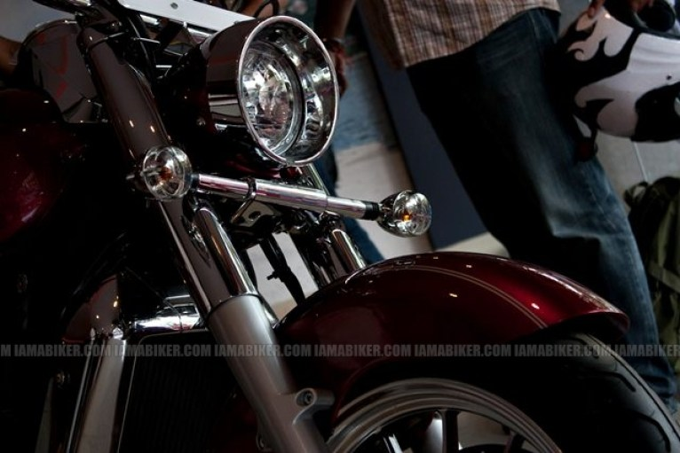 Hyosung Garware Motors Bangalore showroom launch 08