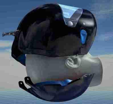 Voztec helmet