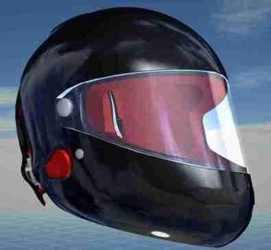 Voztec helmet 06