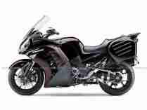2012 Ninja GTR 1400 04 IAMABIKER