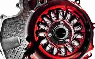 Ducati Superquadro Engine 10 IAMABIKER
