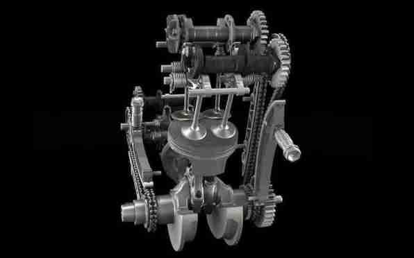 Ducati Superquadro Engine 13 IAMABIKER