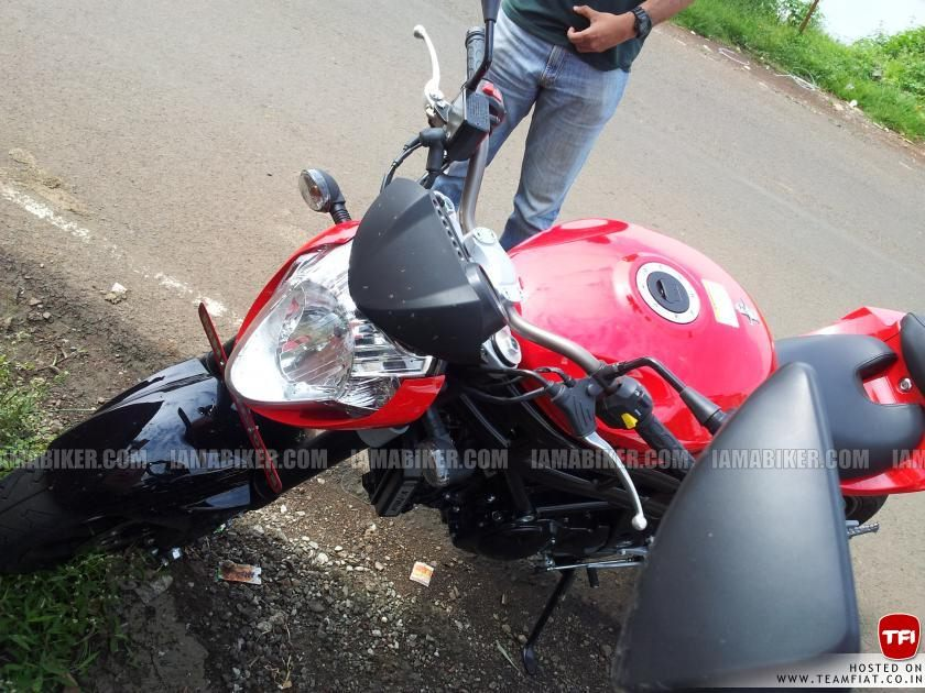 Hyosung GT 650R naked India first snaps