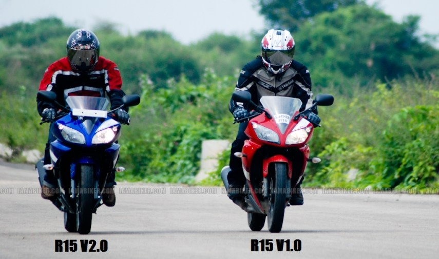 New Yamaha R15 V2.0 2011 02