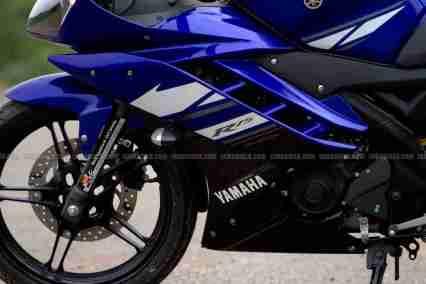 New Yamaha R15 V2.0 2011 12