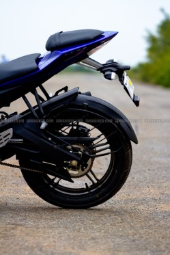 New Yamaha R15 V2.0 2011 13
