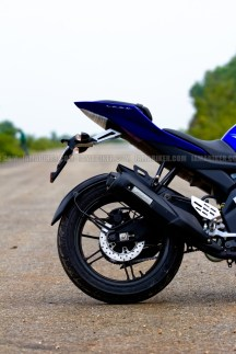 New Yamaha R15 V2.0 2011 16