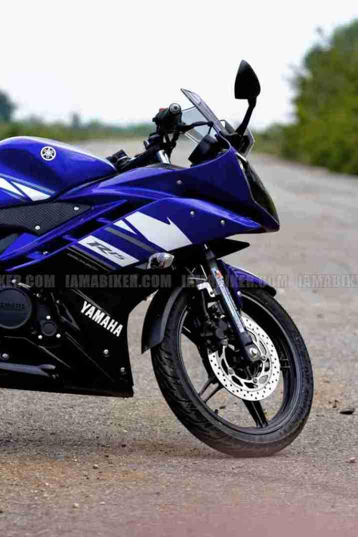 New Yamaha R15 V2.0 2011 18