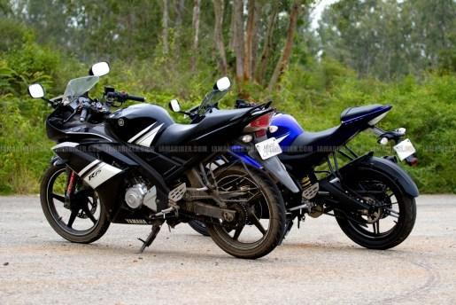 New Yamaha R15 V2.0 2011 26