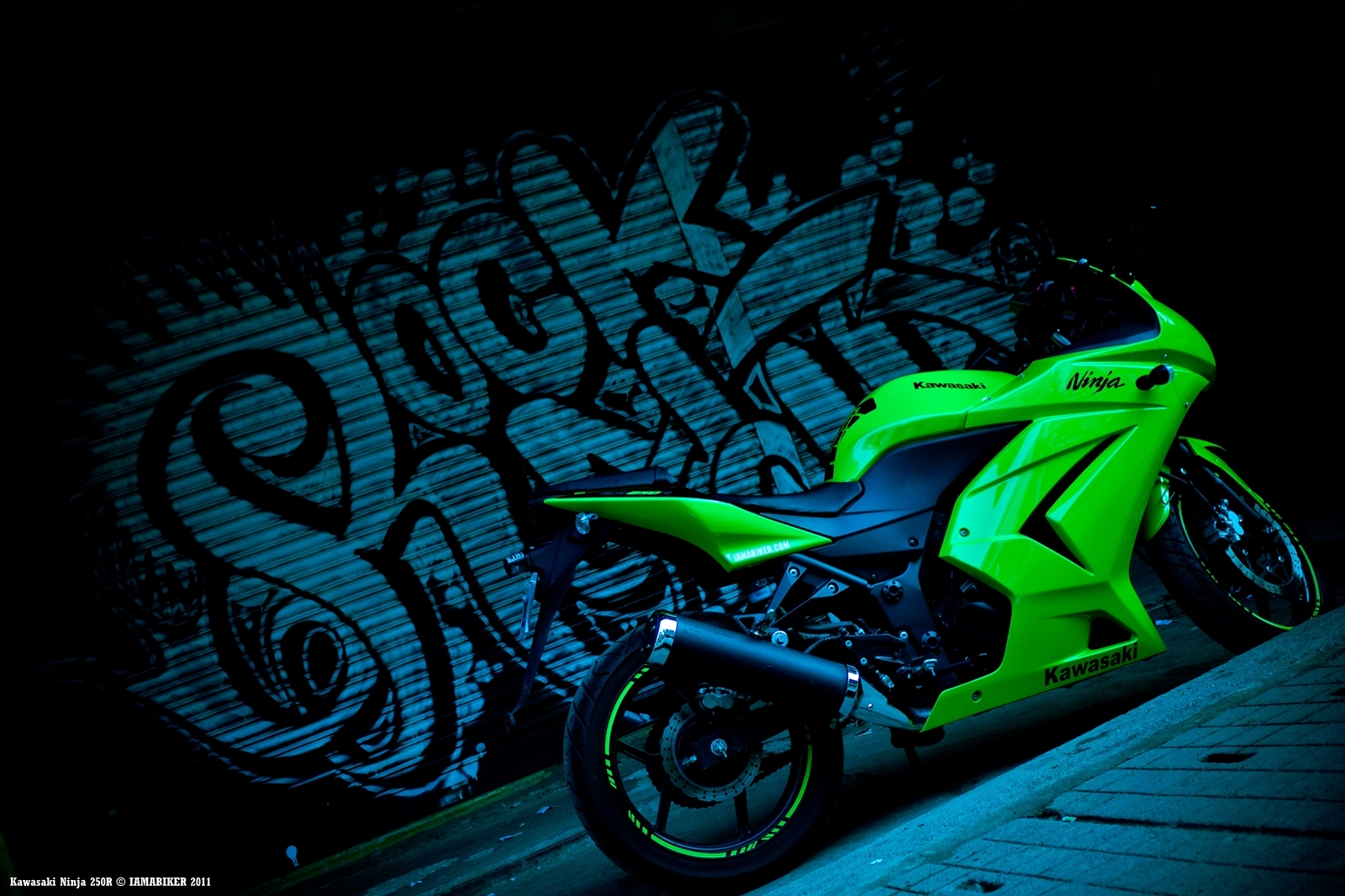 ninja 250r wallpaper - happy diwali 07 iamabiker | iamabiker