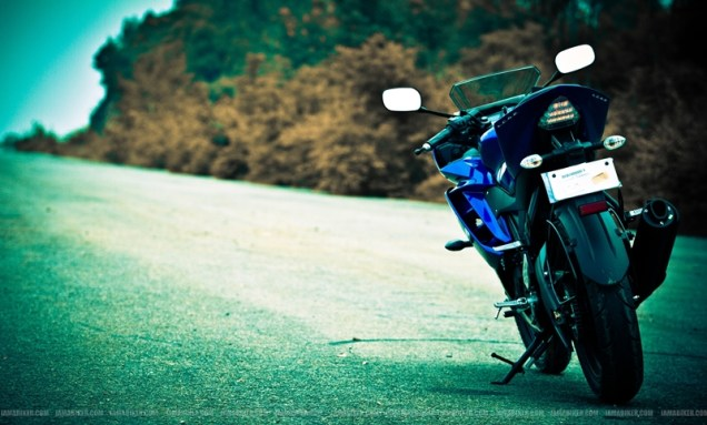 R15 Bike Photo Editor Rolif