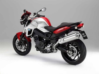 BMW F800R updated for 2012 03 IAMABIKER