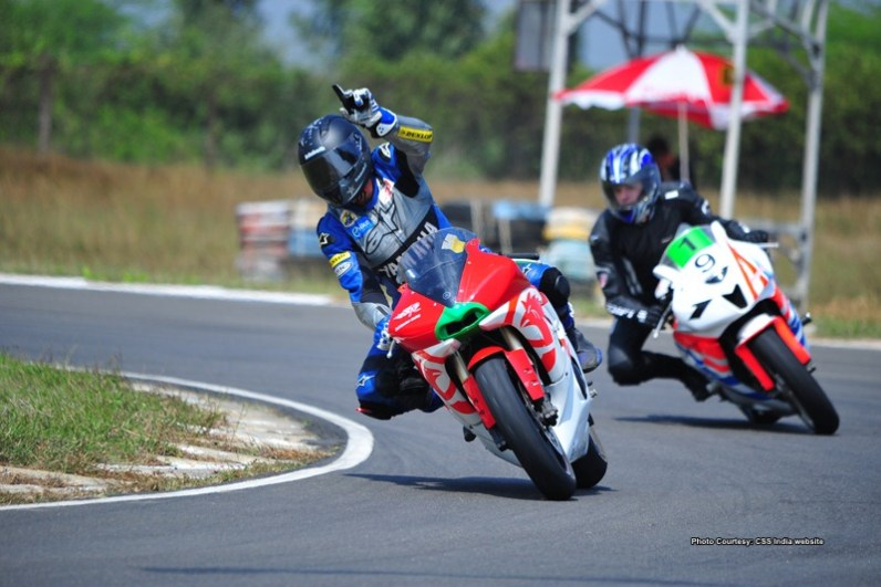 California Superbike School India 2012 dates announced 06 IAMABIKER