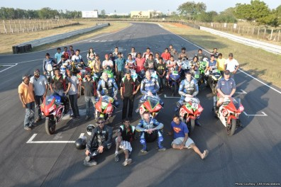 California Superbike School India 2012 dates announced 09 IAMABIKER