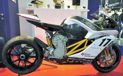 Electrics at EICMA 2011 Mission