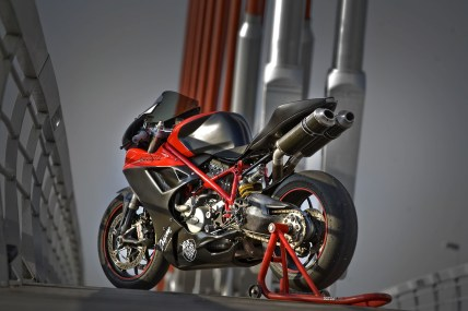 Vendetta bodykit for your Ducati from Radical Ducati and Dragon TT 02 IAMABIKER
